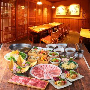 宮崎料理万作KITTE丸の内のコース・個室画像