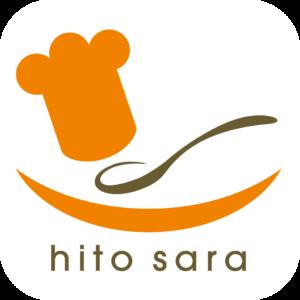 ヒトサラのロゴ画像